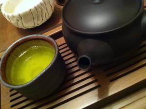 té verde 緑茶