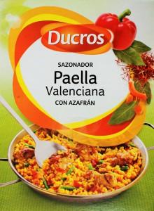 Ducros 社 パエジャの素